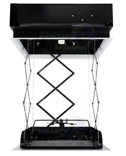 Lift Elevador para Projetor Modelo 54x54 c/ controle remoto