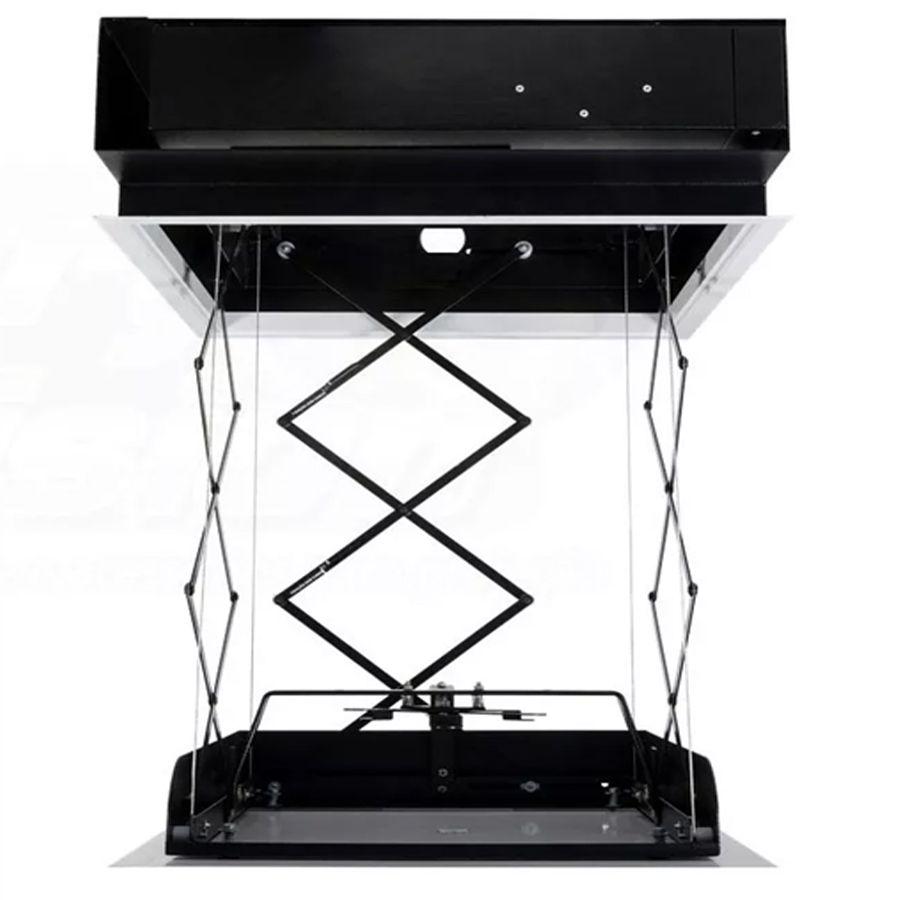 Lift Elevador para Projetor Modelo 34x34 c/ Sensor Duplo