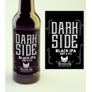 KIT para produção de 20 litros de cerveja Dark Side BlackIPA