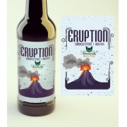 KIT para produção de 20 litros de cerveja Eruption Smoked Stout