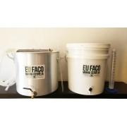 Kit Complementar para produção de cerveja Sinnatrah 20l