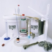 Kit para Produzir Cerveja em Casa 10 litros - Básico - Bazooka