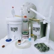 Kit para Produzir Cerveja em Casa 10 litros - Básico - Fundo Falso