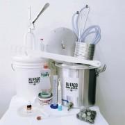 Kit para Produzir Cerveja em Casa 20 litros - Básico - Fundo falso