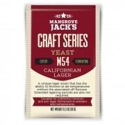 Levedura Mangrove Jacks M54 Californian Lager - 10g