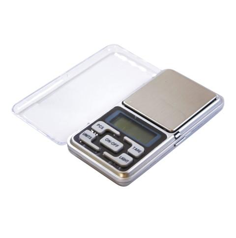 Balança Digital de Bolso de Alta Precisão - 500g