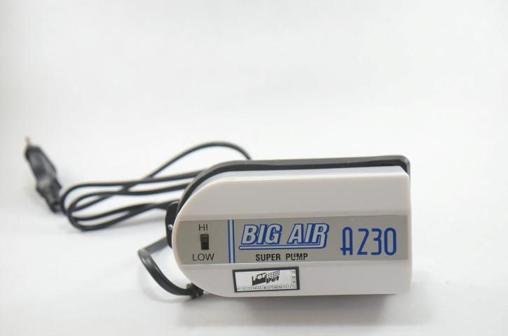 Bomba para aeração de mosto -  A230/110V