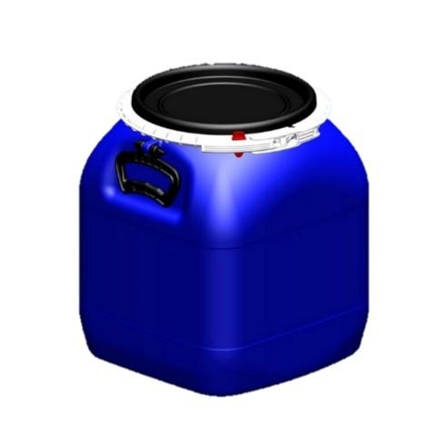 Bombona Plast. 30 lts Homologada com torneira extratora
