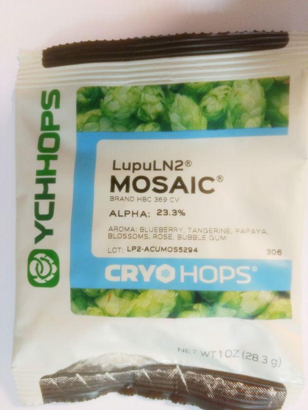 Cryo Hops Mosaic - 28,3g