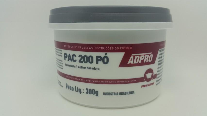 PAC 200  (Ácido Peracético)