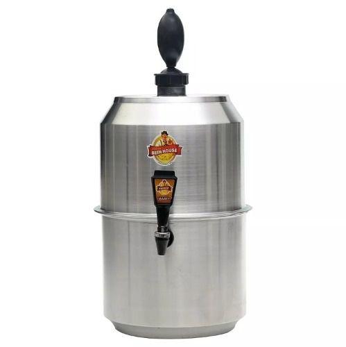Chopeira Beer House Chopp Grande 10 Litros Ou 28 Latas