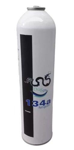 Gás Refrigerant R-134a Lata 750g - Com Válvula Perfuradora