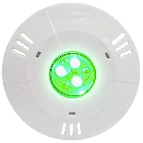 Kit 3 Hiper Led 9w Abs + Comando Four Fix Wifi Sodramar