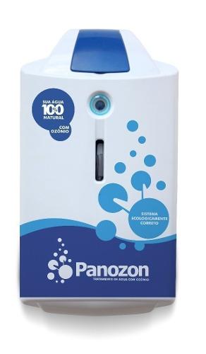 Tratamento De Água Com Ozônio Para Piscina P+25 Panozon 25 Mil Litros