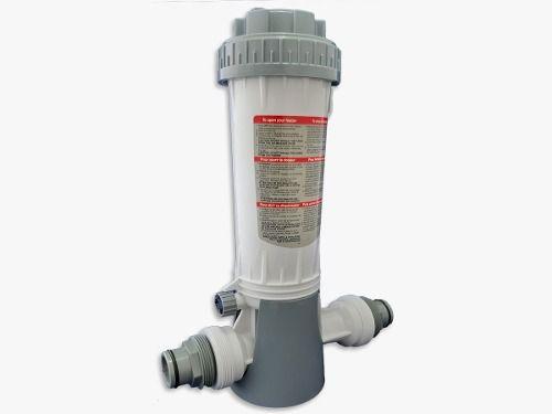 Tratamento De Água Com Ozônio Para Piscina P+15 Panozon 15 Mil Litros + Dosador de Cloro