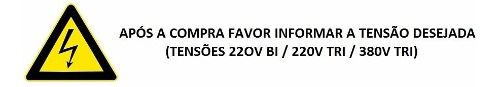 Trocador De Calor Sodramar Yes Sd 130 Titanio + Quadro De Comando Digita
