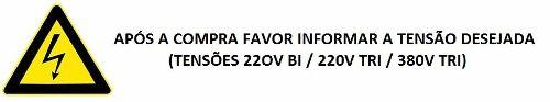 Trocador De Calor Sodramar Yes Sd 160 Titanio + Quadro De Comando Digital