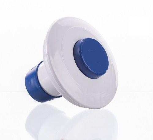 Kit Limpeza de Piscina Inflável Intex Aspirador Cloro de 1 Kg Clorador Mangueira de 4m