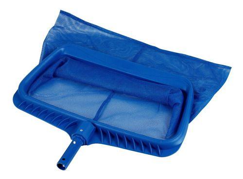 Peneira Plastica Pelicano Super Pooltec Para Limpeza De Piscina