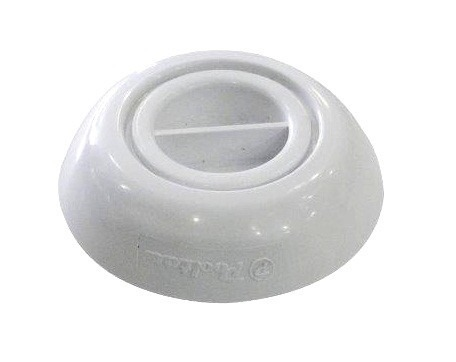 Dispositivo De Aspiração em ABS Branco Para Piscinas De Alvenaria Pratic de Sobrepor 50 mm
