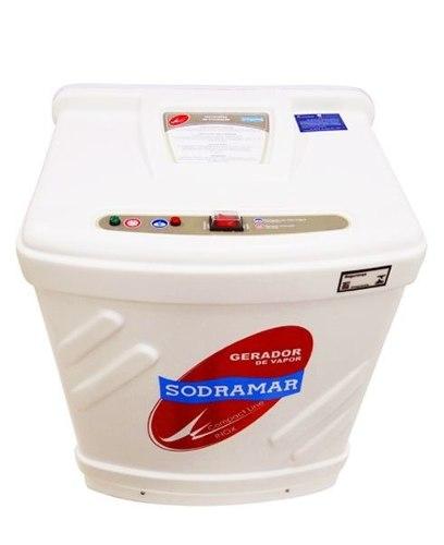 Gerador Vapor Sauna Sodramar 18kw + Quadro Digital + Kit Instalação e Luminária