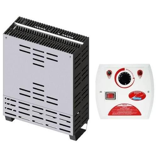 Forno Elétrico Sauna Seca Sodramar 10 Kw + Quadro De Comando Analógico