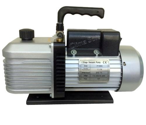 Bomba De Vacuo 6 Cfm Duplo Estagio - Ar Condicionado VP-260