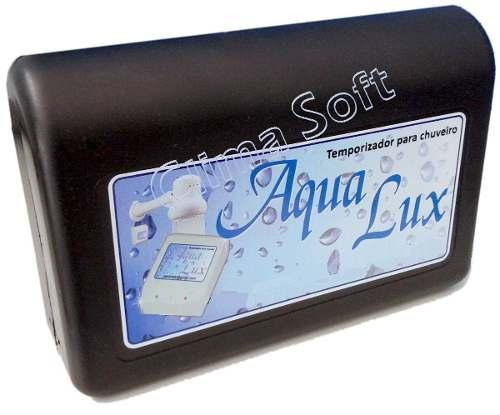 Temporizador Para Chuveiro Aqualux 127 V Timer para Banho