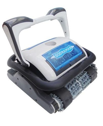 Robô Aspirador Automático Para Limpeza de Piscinas Sodramar