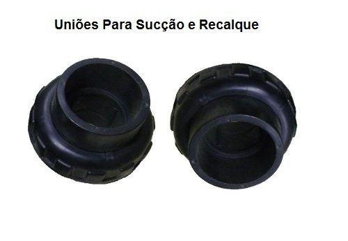 Kit Filtro Para Piscina Fm 50 + Bomba Bmc 75 3/4 Cv Sodramar Até 78 M³