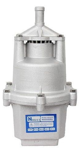 Bomba D´agua Submersa  Vibratória 1450 L/hora NOG 6.5 300w