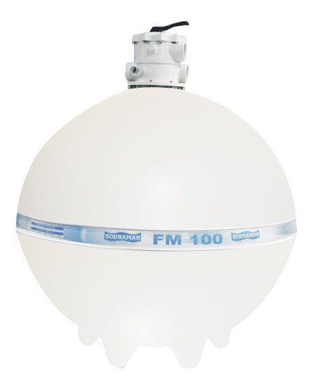 Filtro Para Piscinas FM 100 Sodramar até 313 M³