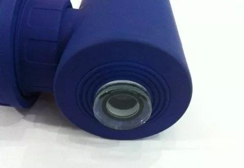 Tratamento De Agua Ultra Violeta Para Piscina 60w 8,5m³/h Pooltec