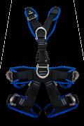 Cinto Paraquedista ultra Flexivel e Completo 8 Pontos X-Pert Task