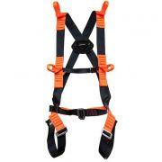 Cinturão Paraquedista com alça de suspensão e peitoral Mult 2013A Mg Cinto