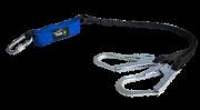 Talabarte Duplo em Y com Absorvedor de Energia MGO 55MM TASK