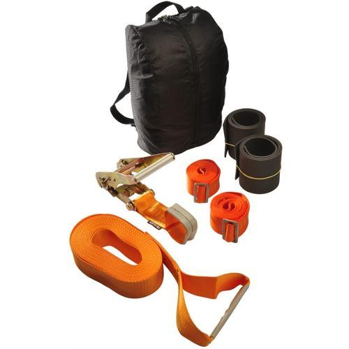 Slack Line Kit Acrobat 50mm X 20m Alto Estilo