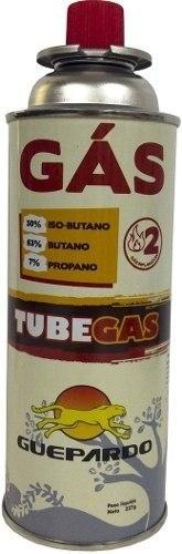 Tube Gás 227gr Guepardo