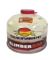 Climber Gas Gás 70 % Iso-butano E 30% Propano Guepardo