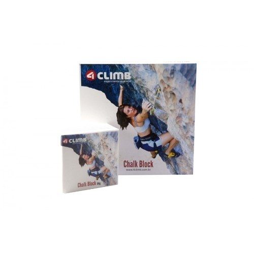 Carbonato De Magnésio Para Escalada Chalk Block 56g 4climb