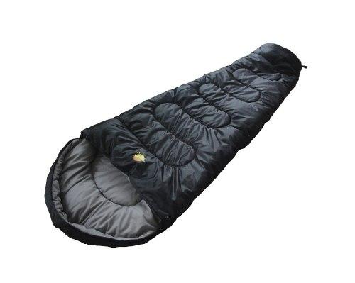 Saco De Dormir Tático Ultralight Preto Guepardo