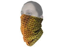 Bandana Breeze Dourado  Balaclava Proteção Guepardo