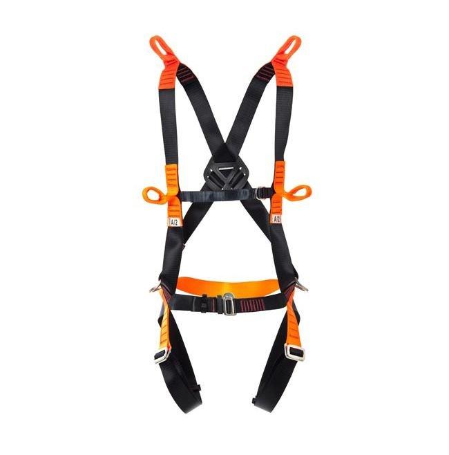 Cinturão Paraquedista 3 Meia-argolas Mult 1885 Mg Cinto