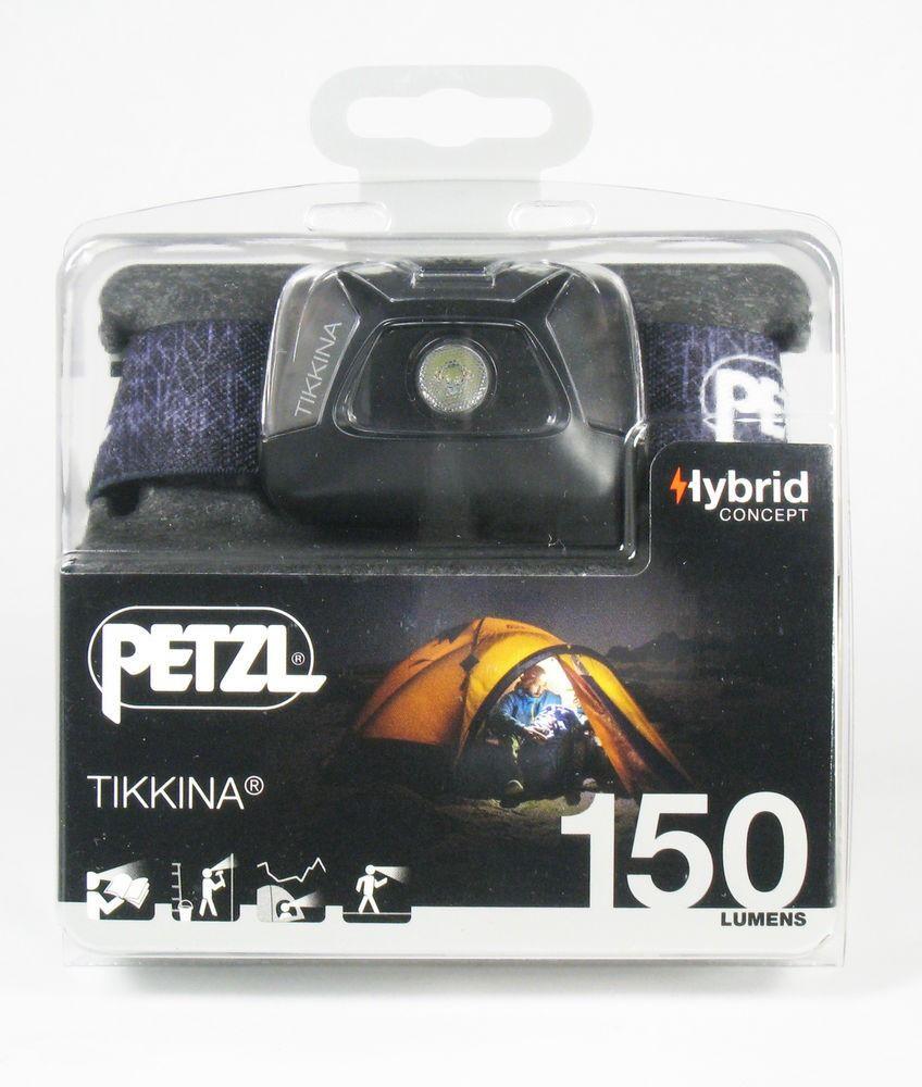 Lanterna de Cabeça 150 lumens CE Tikkina Petzl