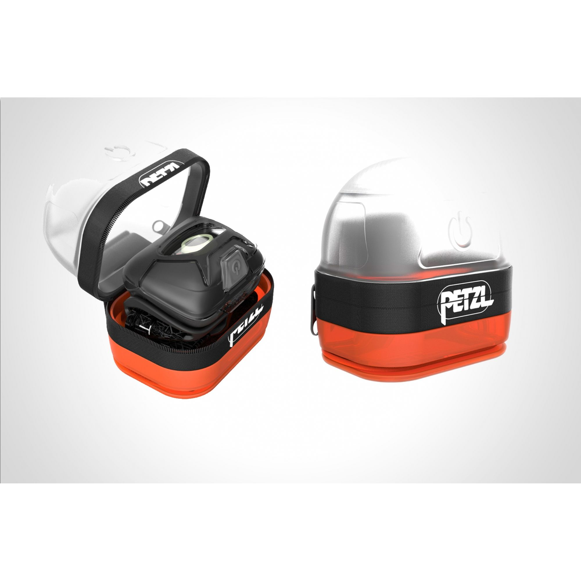 Mala Noctilight TBolsa Protetora para Lanternas Compactas da Petzl