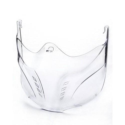Óculos de Segurança com Proteção Facil Air Soft Fume e Incolor V-Mask Vicsa