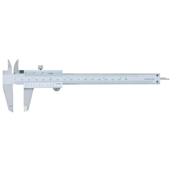 Paquímetro de Aço 150mm BRASFORT