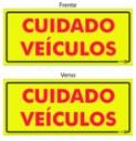 Placa em PVC 30x13cm *Diversos Modelos