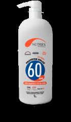 Protetor Solar FPS60 1L NUTRIEX