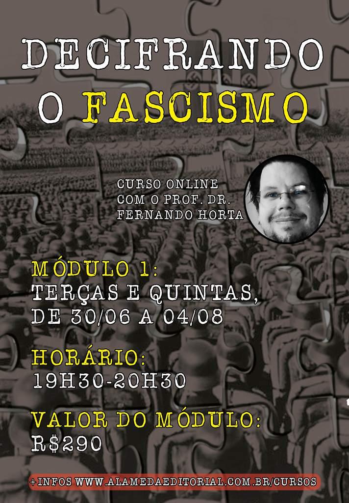 Decifrando o Fascismo - Módulo 1